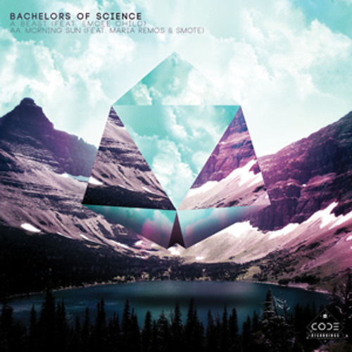 CODER001: Bachelors Of Science - Beast (feat Emcee Child) / Morning Sun (feat Smote)