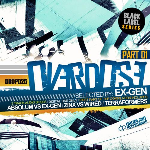 V.A. OVERDOSE vol01 / Absolum vs Ex-Gen / Zinx vs Wired / Terraformers