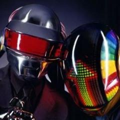 Daft Punk - Bigger Better Faster Stronger (Lushka Mashup)