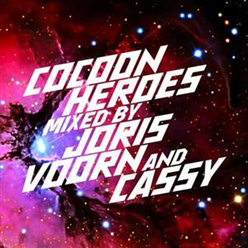 Joris Voorn - Cocoon Heroes CD (Preview Snippets)