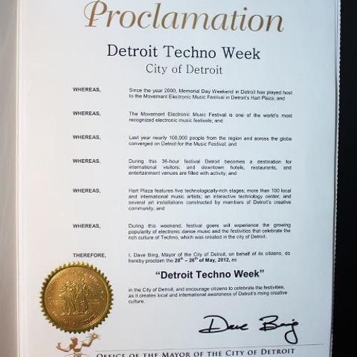 If you like Detroit Techno 10