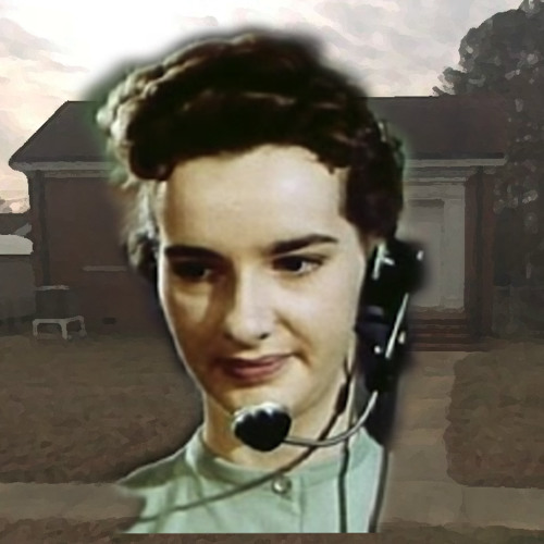 Clayton, North Carolina CYTNNCXA - Machine Intercept Recording (vintage telephone sound)