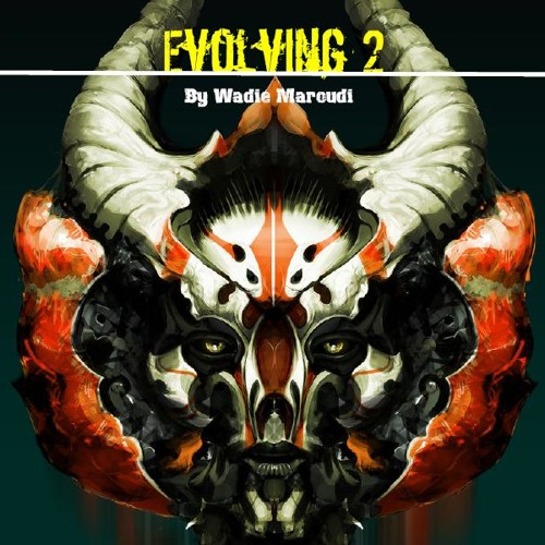 Wadie Maroudi - Evolving N. 2 (Liquid Drum&Bass Mix)