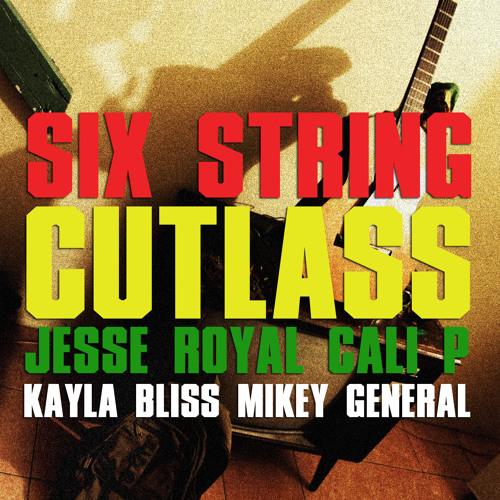 Jesse Royal - Hotter The Battle (Six String Cutlass)
