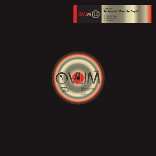 """Technasia """"Sunkiss"""" (Teaser) Ovum Recordings (OVUM 225 - 2012)"""