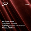 Rachmaninov: Symphonic Dances & Stravinsky: Symphony in Three Movements - i. Non allegro