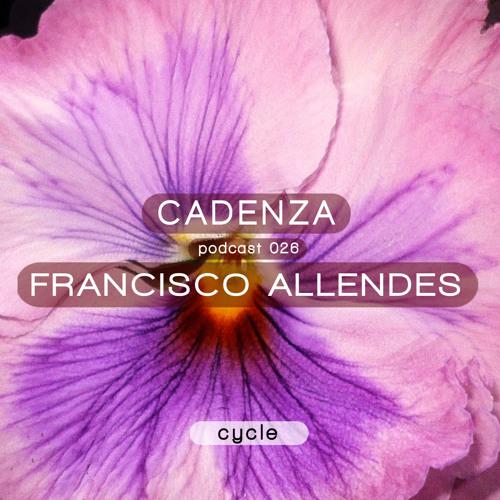 Cadenza Podcast | 026 - Francisco Allendes (Cycle)