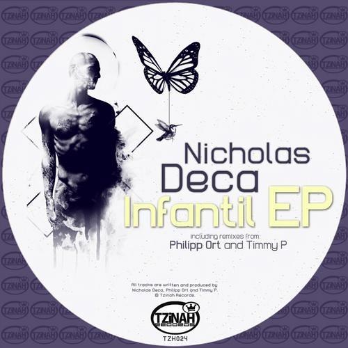 Nicolas Deca - Brebenel (Philipp Ort Remix)