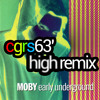 Moby - Drug Fits The Face [cgrs63' High Remix]