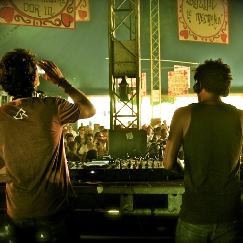 Steve Rachmad & Tim Wolff @ Free Your Mind Festival, june 2nd 2012