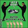 5 Count Outer Crescent Kick Let's Kick