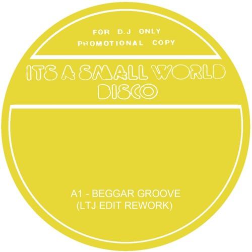 beggar groove (ltj edit rework) sampler