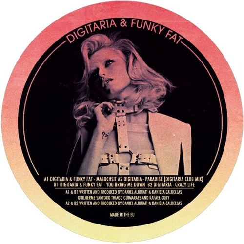 Digitaria, Funky Fat - Masochist // Out on Beatport