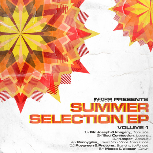Vector & Macca - Dawn - Summer Selection EP Vol.1 (Out Now)