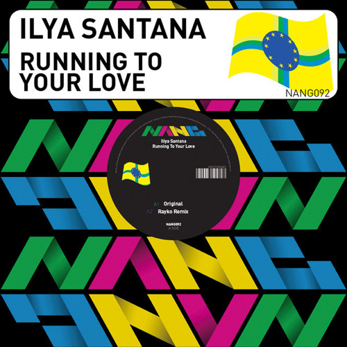 "Ilya Santana ""Running to your love"" feat. Sylwia van der wonderland"