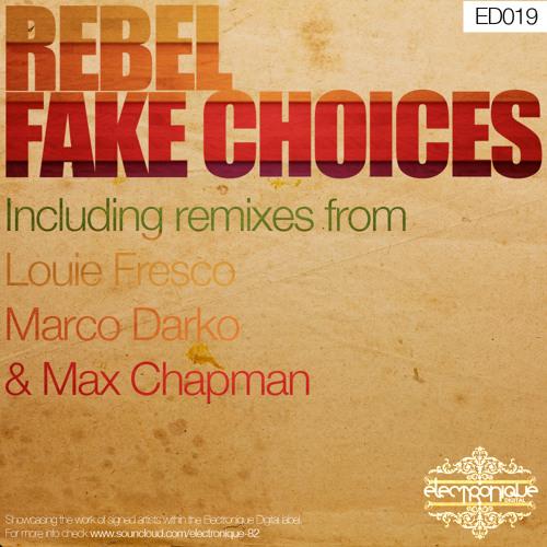 Rebel - Fake Choices (Marco Darko RMX)