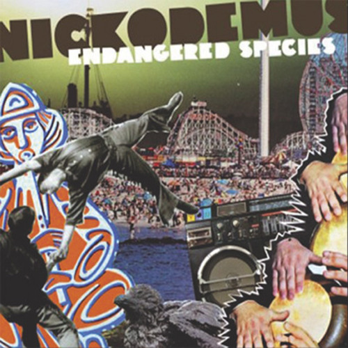Nickodemus - Back from Africa Featuring Mitch Stein