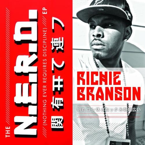 Richie Branson feat. Random aka Mega Ran - Super Nintendo, Sega Genesis
