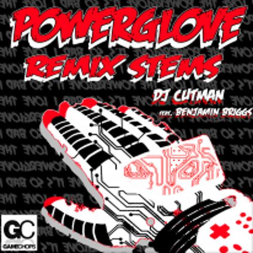 DJ CUTMAN & BENJAMIN BRIGGS - I Love Power. (Powerglove remix)