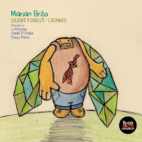 Marian Brito - Cronos (Li-Polymer remix)