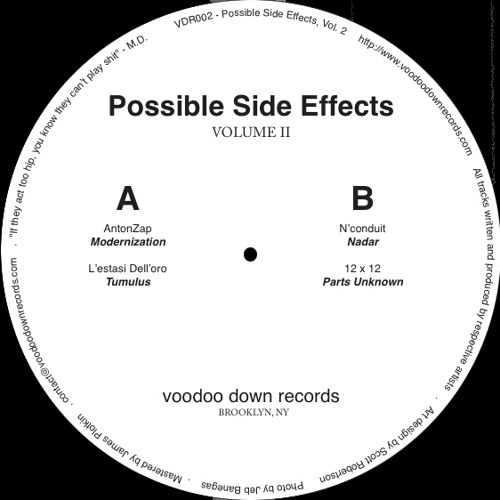 VDR002 - Possible Side Effects, Vol. 2 (Preview)