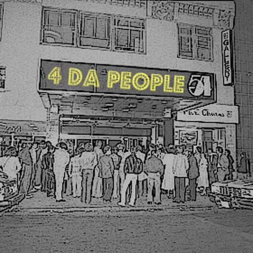 4 DA PEOPLE (Tracks, Mixes, Radio Shows...)