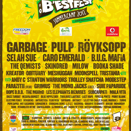 Artistii B'ESTFEST te cheama la festival!