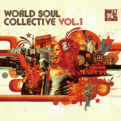 WORLD SOUL COLLECTIVE VOL.1 Short Mix by DJ HIROKING