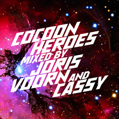 Cocoon Heroes Mixed by Joris Voorn and Cassy (Cassy Mix CD 2) - Wax - Wax30303 B
