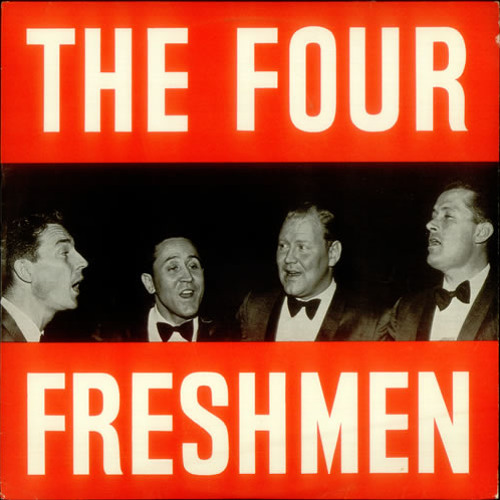 Speak Low - Four Freshmen - Paul Cullen remix