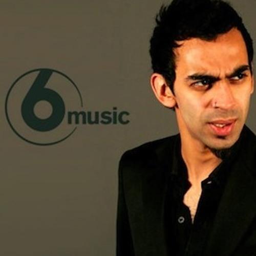 Nerm hosts BBC 6Music :: June 2012