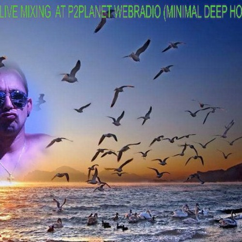 TOMMY GRIEKO LIVE MIXING AT P2PLANET WEBRADIO (MINIMAL-DEEP HOUSE) 24-06-2012