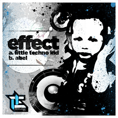 [PERK-DNB014]B Effect - Abel (Original Mix)