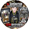 "DJ DOMINATION'S ""200 SONG NON-STOP SUPER MIX (CD 2) 80 MINS"""