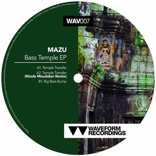 Mazu - Temple Transfer (Nicole Moudaber Remix) [Waveform Recordings]