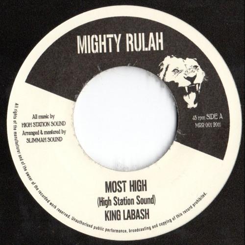 MRR001B - HighStation meets Slimmah Sound - Most High Dub
