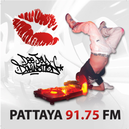 "DJ DOMINATION ""18 MINUTE MEGAMIX"" FROM 91.75 KISS FM, EVERY NIGHT 7PM-9PM www.kissthailand.asia"