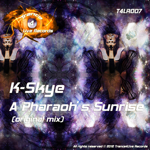 K-Skye - A Pharaoh's Sunrise - Preview - Out Now In All Stores!!