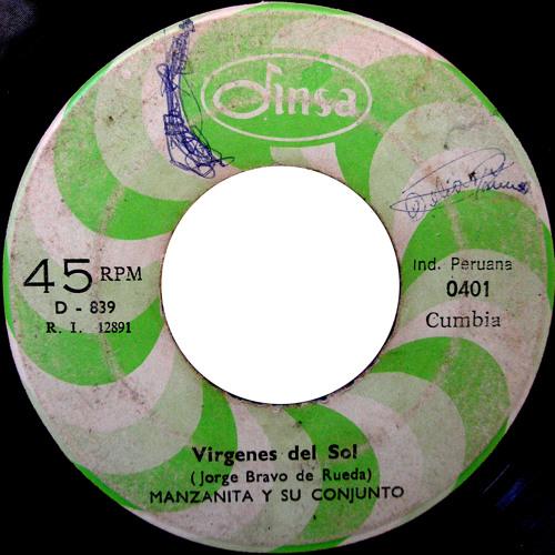 Virgenes del sol - Manzanita y su conjunto