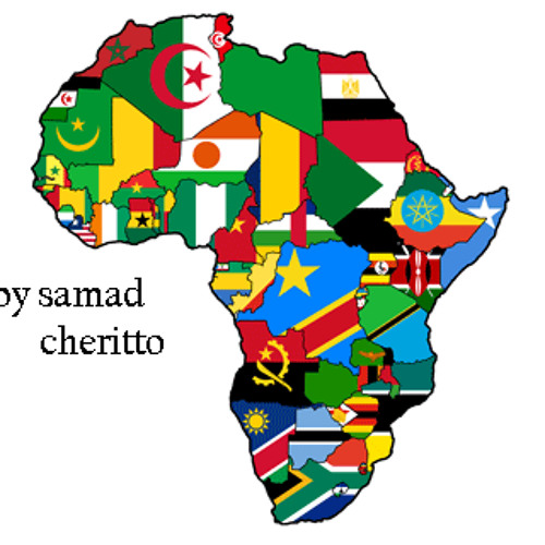 AfRiCa Is bLeSsEd  By Samad Cheritto (Juin 2012)