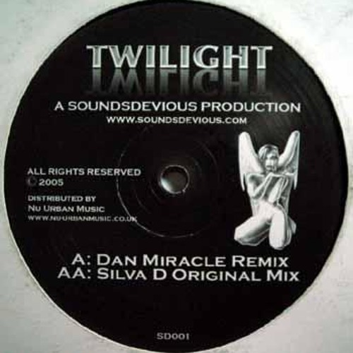 Silva D - Twilight (Dan Miracle Remix)