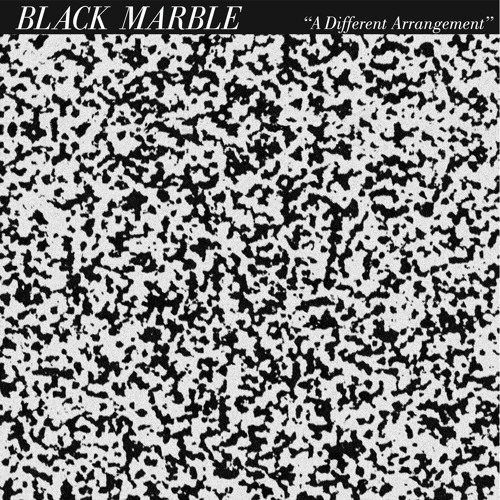 Black Marble - A Great Design