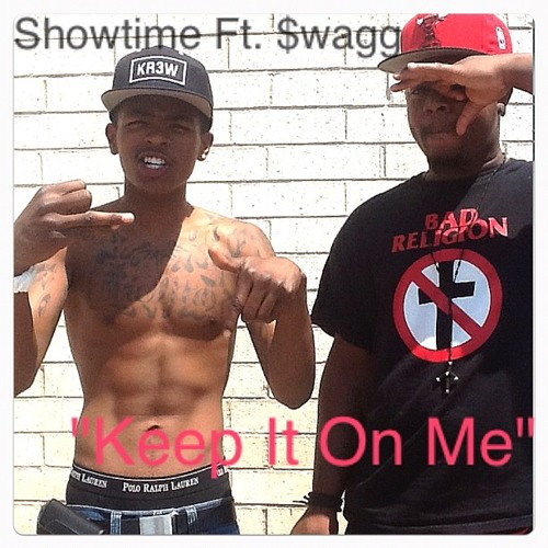 "Wahlioochi Showtime Ft. $wagg- ""Keep It On Me"" (Born With a Curse MixTape)"