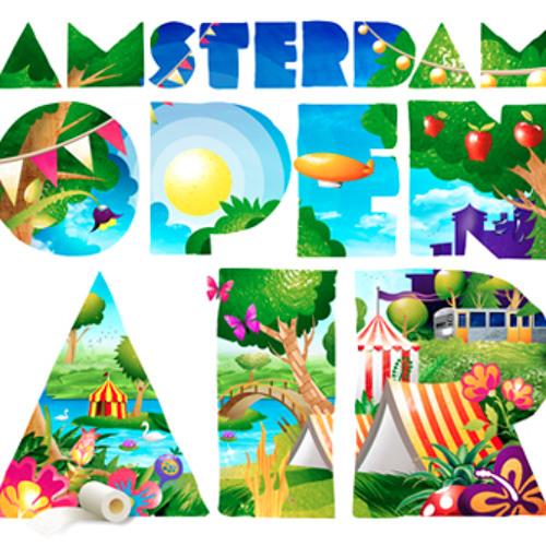 Treasure Fingers - Live @ AmsterdamOpenAir festival