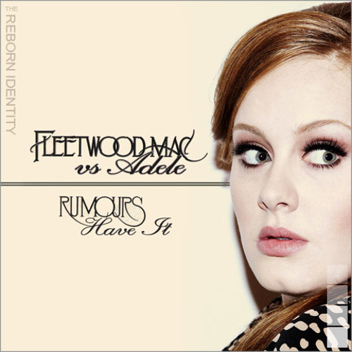 The Reborn Identity - Rumours Have It (Fleetwood Mac vs Adele)