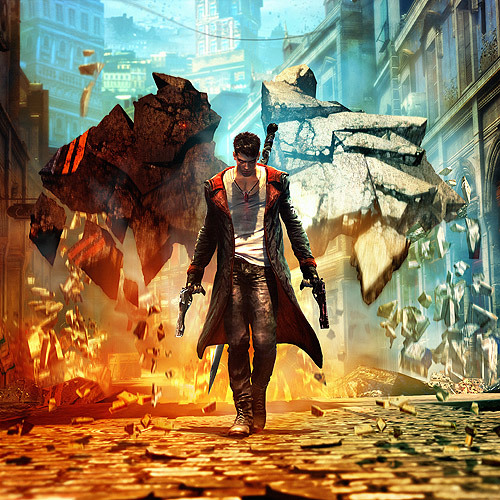 No Redemption (DmC Game Version)