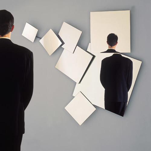 Mi mundo es el de un espejo,