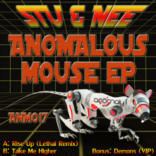 ANM017 Stu & Nee - Anomalous Mouse EP (Out NOW!)