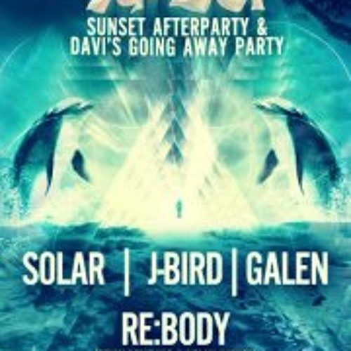 re:body @ Sunset after party: April 22, 2012