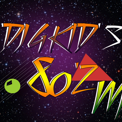 DJGKIDs 80sMix